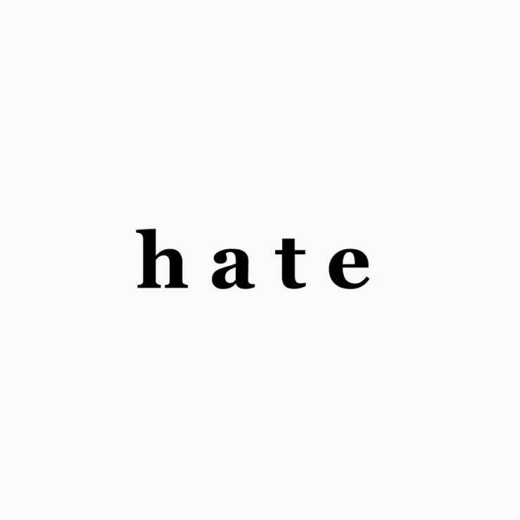 hate-is-a-four-letter-word